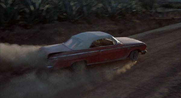 Alfredo Garcia Chevy Drift