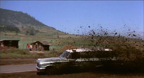 Alfredo Garcia Wagon Mud