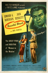Scarlet Street Movie Poster